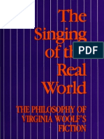 The Singing of the Real World