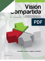 Revista Visión Compartida de la UTVT