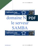 Domaine NT Et Le Serveur SAMBA