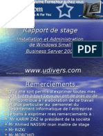 Installation Et Administration de Windows Small