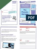 The Phonetic Alphabet