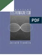 franklin electromagnetism