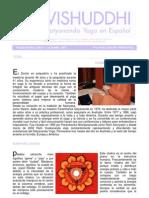Revista Vishuddhi Nº6
