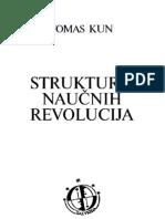 Tomas S Kun Struktura Naucnih Revolucija