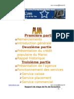 Rapport de Stag Ban Que Popilaire