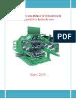 Diseño de Planta NFUS