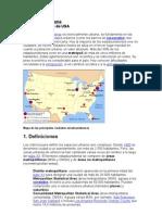 Geografía urbana de EEUU