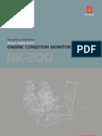 Engine condition monitoring