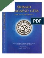 Śrimad Bhagavad Gita(2002) - Haydée Touriño Wilmer (editora)