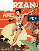 Hal Foster - Tarzan of the Apes