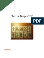 Manual Test de Naipes
