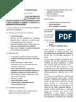 RESUMÃO DE DIREITO CONSTITUCIONAL