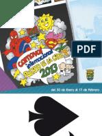 Programa Carnaval de Puerto de La Cruz 2013 -