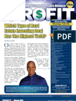 The Profit Newsletter for Atlanta REIA - February 2013