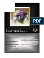 Generalidades de La Psicologia Avtividades Listas