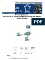 Config Verification Et Depannage Des Reseaux Locaux Virtual
