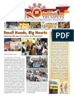 The LSEF Silver Trumpets first issue is out!