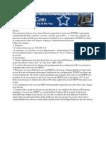 Etude de Cas DHCP