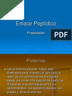 ENLACE PEPTIDICO GENERALIDADES
