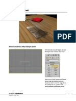 3DS Max Simple Object Tutorial