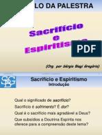 sacrificio-e-espiritismo.ppt