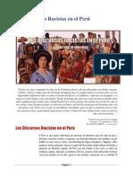 Los Discursos Racistas en el Perú