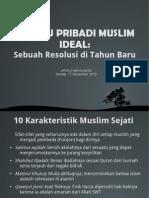 Karakteristik Muslim