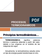 Proceso Termodinamico