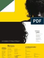 Marcia Castro CD DePesNoChao Encarte