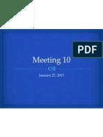 meeting10