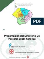 PresentaciónDirectorioScout