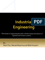 industrial engineering finish