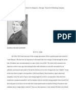"Elmina Slender, ""Quaker Infidel,"" biography #1."