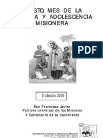 Subsidio2006 Para Web Infancia Misionera