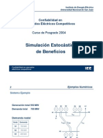 Presentación - Análisis Estocástico de Beneficios