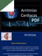 arritmias electrocardiografia