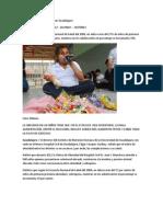 Aumenta Obesidad Infantil en Guadalajara