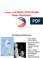 Powerful People and Places of People Power