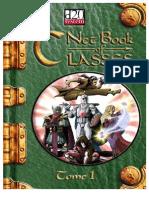 Netbook of Classes