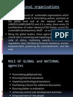 Global Organisations
