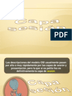 Capa Sesion