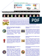 Thursday - January 31, 2013 - ForeclosureGate Gazette