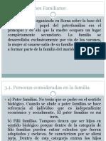 Derecho Romano Tema 3