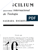 Concilium - Revista Internacional de Teologia - 010 Diciembre 1965