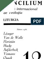 Concilium - Revista Internacional de Teologia - 012 Febrero 1966