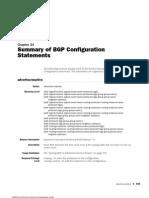 Juniper-BGP conf