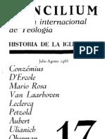 Concilium - Revista Internacional de Teologia - 017 Julio 1966