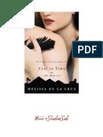 6 - Lost in Time - Saga Los Sangre Azul - Melissa de La Cruz