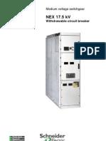 Catalog Nex 17.5kv Metalclad-cubicle