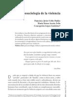 Uribe, F. J. - Psicosociología de la violencia